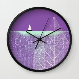Ocean Wonderland I Wall Clock