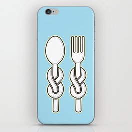 Dinner Time! iPhone Skin