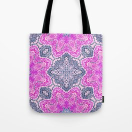 Mehndi Ethnic Style G448 Tote Bag
