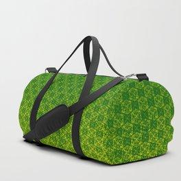 D20 Druid Ranger Crit Pattern Premium Duffle Bag