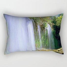 The Kursunlu Falls Rectangular Pillow