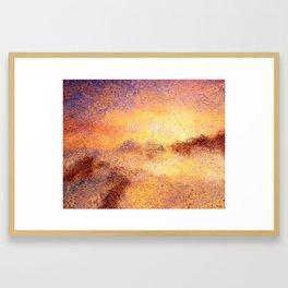 Ancient Light Framed Art Print