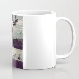 Pigeon Whisper    Coffee Mug