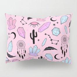 Desert Crystals Theme Pillow Sham