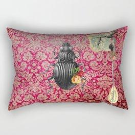 The Old Apartment Rectangular Pillow