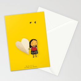 Share your Heart Stationery Cards