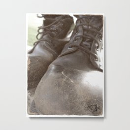 War - Am I Coming Home? Metal Print