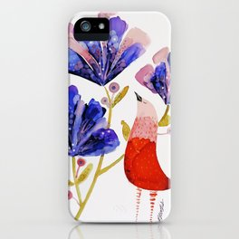 renewed beauty iPhone Case