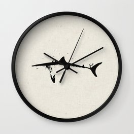 Apex Predator Wall Clock