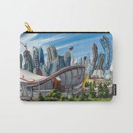 Downtown Calgary Skyline Carry-All Pouch