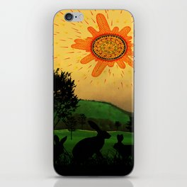My Heart Has Joined the Thousand iPhone Skin