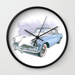 53 Commander Wall Clock