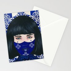 Tiles I Stationery Cards