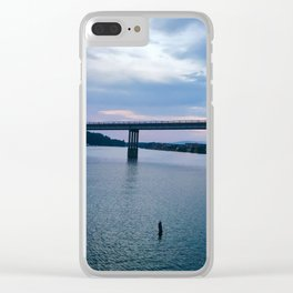 Mindfull Clear iPhone Case