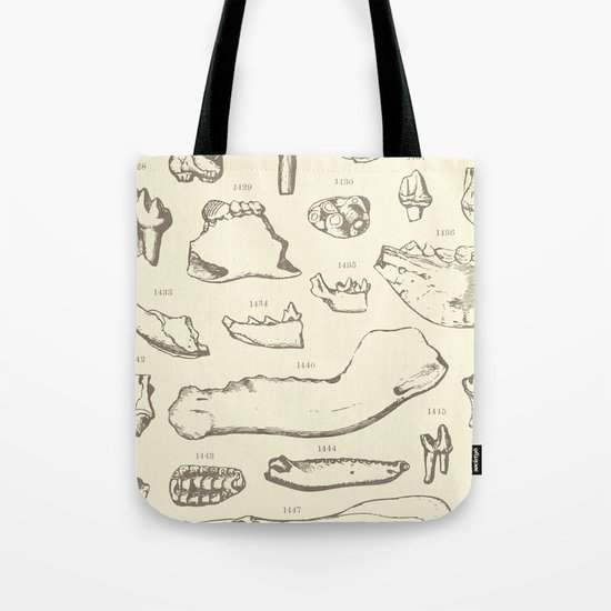 Paleo Dentistry Tote Bag