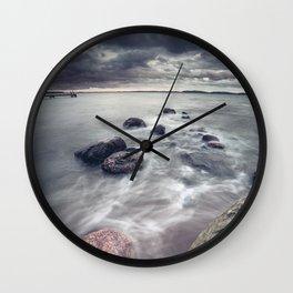 The furious rebels Wall Clock