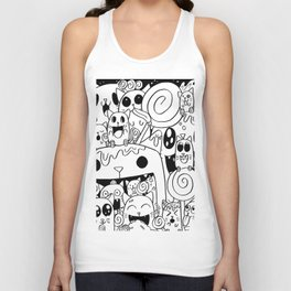 Lots of Lollies Unisex Tank Top