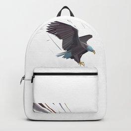 eagle geometric Backpack