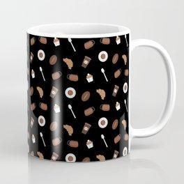 Pattern of morning coffee Coffee Mug