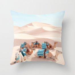 Marrakech Throw Pillow