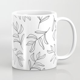 Line Drawing No. 1 Coffee Mug