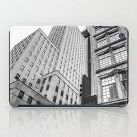 dallas iPad Cases featuring Downtown Dallas by Sofleecori