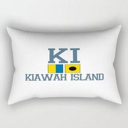 Kiawah Island - South Carolina. Rectangular Pillow