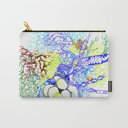 From Simplicity 2 Complexity series - Neural Network Carry-All Pouch