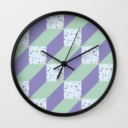 Cubes/ Wall Clock