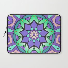 Mandala Awakening 2 Laptop Sleeve