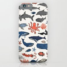 Ocean Animals  Slim Case iPhone 6