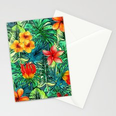 My Tropical Garden Stationery Cards