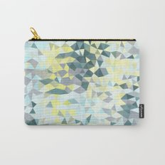 Spring Rain Tris Carry-All Pouch