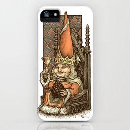 Gnome Queen iPhone Case