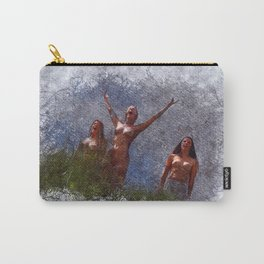 The Sirens Carry-All Pouch