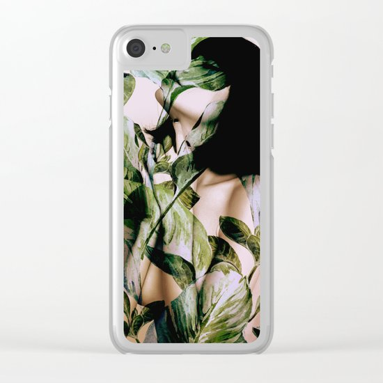 In Bloom I Clear iPhone Case