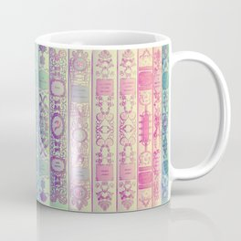 Pattern Books Coffee Mug