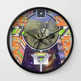 Temple Of Doom (2011) Wall Clock