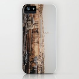 Prague Cityscape iPhone Case
