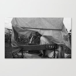 Ethiopian Man Canvas Print