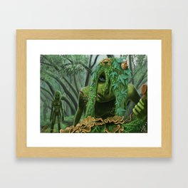 After The Rains Framed Art Print