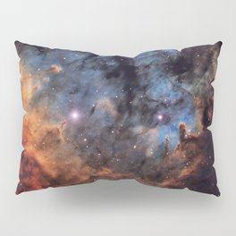 The Devil Nebula Pillow Sham