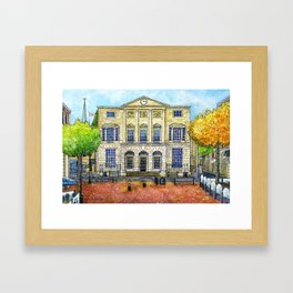 Shire Hall, Chelmsford Framed Art Print