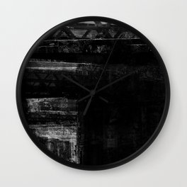 LEITH STREET Wall Clock