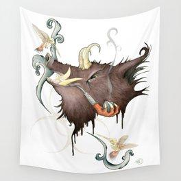 DemonBoar Wall Tapestry