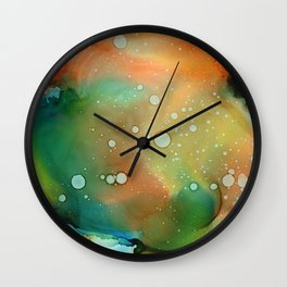 Just For Fun 2016 Wall Clock