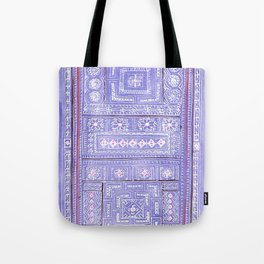 Hmong textile watercolor Tote Bag