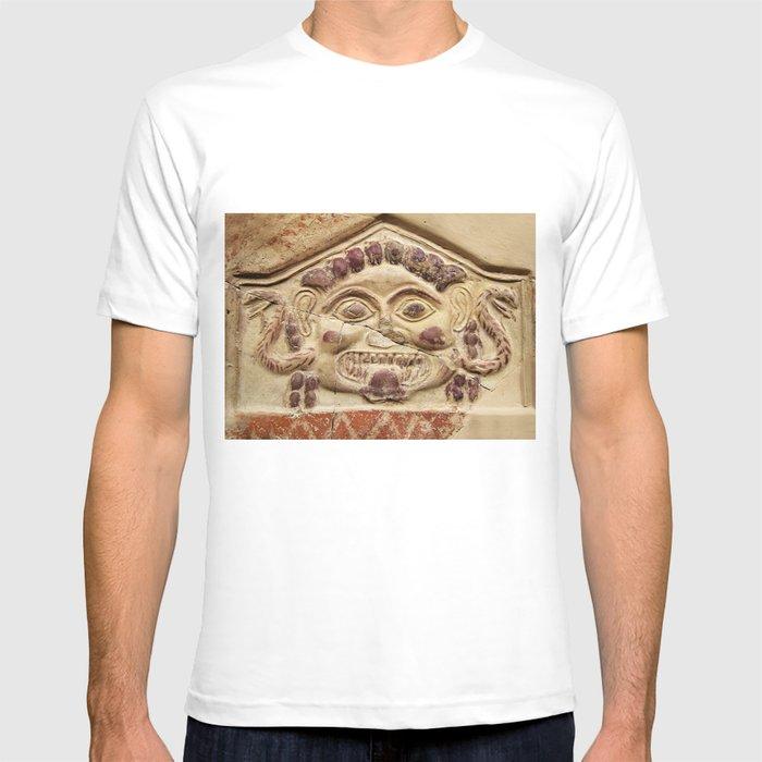 Greek Medusa T-shirt
