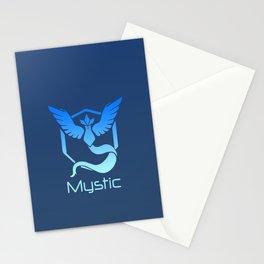 Team Mystic Logo PokemonGo Stationery Cards