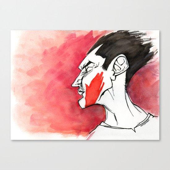 Rejection Canvas Print
